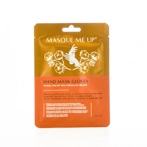 Masque Me Up Hand Mask Gloves - Håndmaske