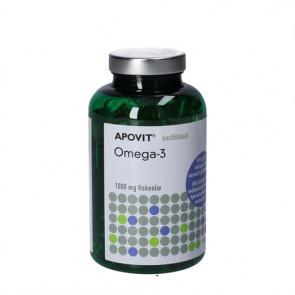 Apovit Omega 3 Kapsler 1000 Mg (180 stk)