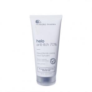 Faaborg Helo anti-Itch 70% kløestillende og fugtgivende creme til meget tør, irriteret og kløende hud 200 ml.