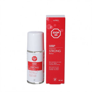 STOP 24 Antiperspirant Strong 45 ml.