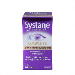 Systane Complete Øjendråber (10 ml)