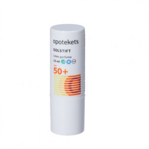 Apotekets Solstift (SPF 50+) 15 ml.