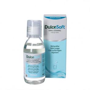 DulcoSoft - medicinsk udstyr, som anvendes ved symptomer på træg mave 250 ml.