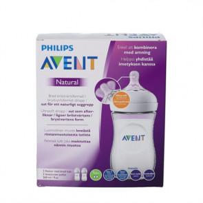 Avent Natural sutteflaske 260 ml.