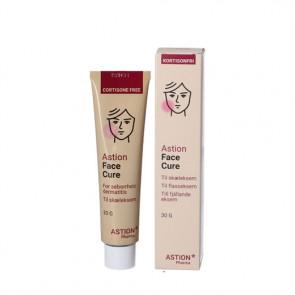 Astion Face Cure - creme til behandling af skæleksem 30 g.