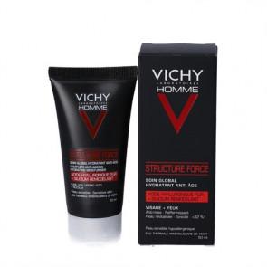 Vichy Homme Structure Force - alt-i-én anti-age ansigtscreme til mænd 50 ml.
