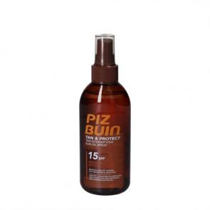 Piz Buin Tan & Protect Tan Intensifying Sun Oil Spray SPF 15 150 ml.
