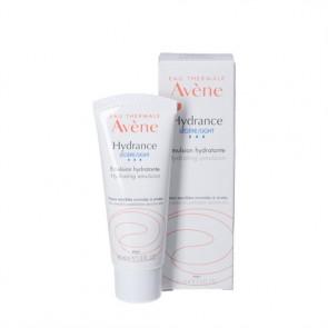 Avène Hydrance Light  fugtgivende, oliefri ansigtscreme til normal / kombineret hud 40 ml.