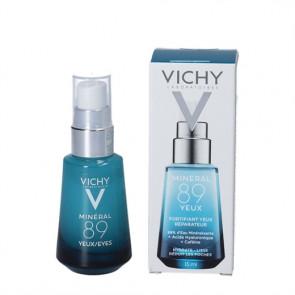 Vichy Mineral 89 Eyes - styrkende og fugtgivende øjengel 15 ml.