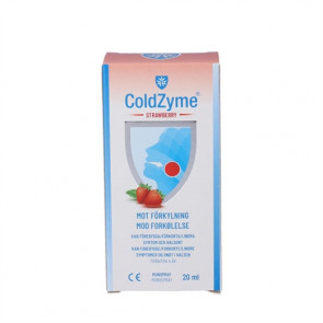 ColdZyme Strawberry mundspray 20 ml.