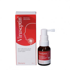 Viruseptin Mundspray 20 ml.