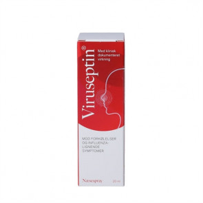 Viruseptin Næsespray 20 ml.