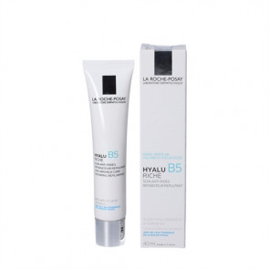 La Roche Posay Hyalu B5 Rich Anti-wrinkle Care anti-age pleje-creme Tør hud 40 ml.