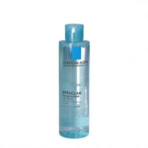La Roche-Posay LRP Effaclar Micellar Water Ultra 3-i-en rensevand til fedtet/uren hud 200 ml.