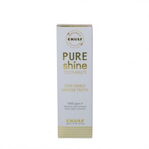 Ekulf PURE Shine Toothpaste tandpasta 75 ml.