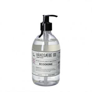 Ecooking Håndsæbe 03 - flydende håndsæbe 500 ml.