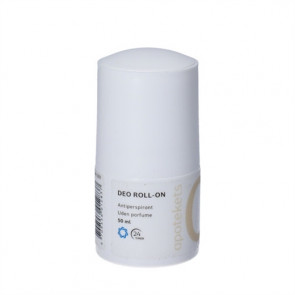 Apotekets Deo Roll-on uden parfume 50 ml.