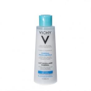 Vichy Pureté Thermale Mineral Micellar Milk rensemælk 200 ml.
