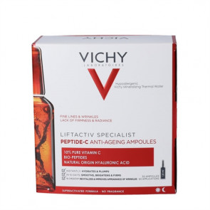 Vichy Liftactiv Specialist Peptide-C Anti-Agening Ampoules Ampuller 30 X 1,8 ml.