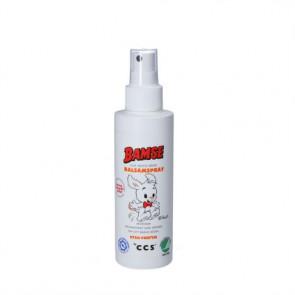Bamse Balsamspray - mild hårbalsamspray til børn 150 ml.