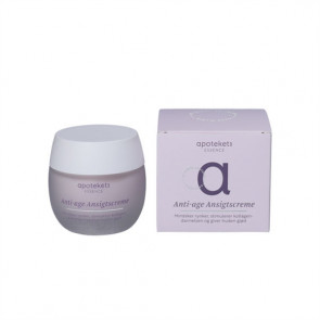 Apotekets ESSENCE Anti-age Ansigtscreme - kombineret dagcreme og natcreme 50 ml.