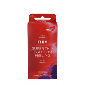 RFSU Thin - tynde kondomer 30 stk.