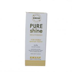 Ekulf PURE Shine Mouthwash mundskyllevæske 300 ml.