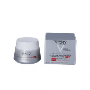 Vichy Liftactive Supreme Intensive Anti-wrinkle & Firming Care SPF 30 - anti-age dagcreme til alle hudtyper 50 ml.