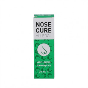 NoseCure Allergi Næsespray 20 ml.