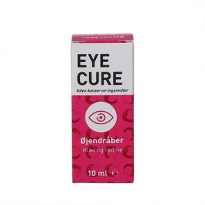 EyeCure Øjendråber u/konserveringsmidler 10 ml.