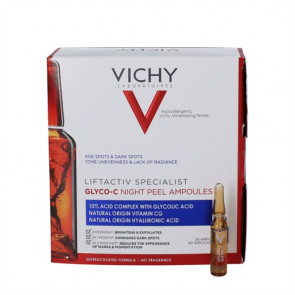 Vichy Liftactiv Specialist Glyco-C Night Peel Ampoules 30 X 2 ml. ampuller