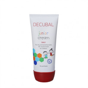 Decubal Junior Cream - all-round creme til barnets hud 100 ml.