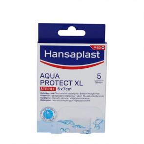 Hansaplast Aqua Protect - vandafvisende plastre 5 stk.