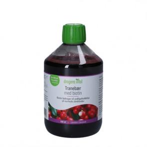 Drogens Vital Tranebær  500 ml