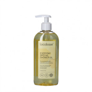 Locobase Everyday Special Shower Oil - plejende badeolie 300 ml.