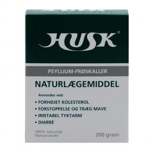 Husk Frøskaller Psyllium 200 g.