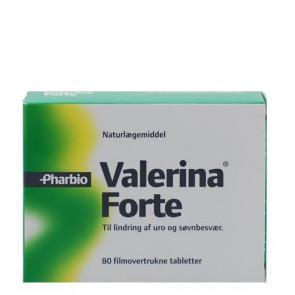 Valerina Forte 80 Tabletter
