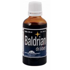 Baldrian Dråber fra Naturdrogeriet, 50 ml.