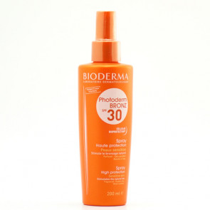 Bioderma Photoderm Bronz Solspray SPF 30 200 ml.