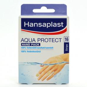 Hansaplast Aqua Protect Plaster Specialstørrelser 16 strips