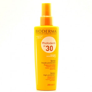 Bioderma Photoderm Solspray SPF 30 200 ml.